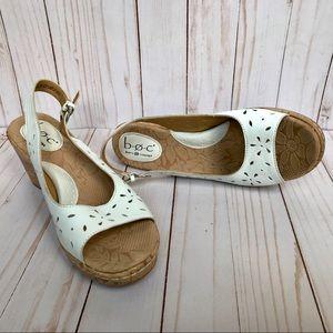 Born Concept b.o.c. Andaya Slingback Wedge Sandals